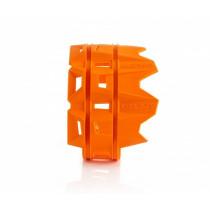 Acerbis Schalldämpfer Schutz orange