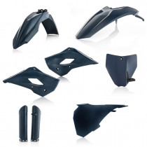 ACERBIS Plastik Full Kit Husqvarna blau / 6tlg.