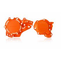 Acerbis Kupplung / Zündung Schutz X-Power KTM / Husqvarna orange16