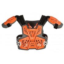 Acerbis Brust- & Rückenprotektor Gravity orange