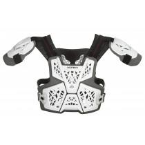 Acerbis Brust- & Rückenprotektor Gravity weiß