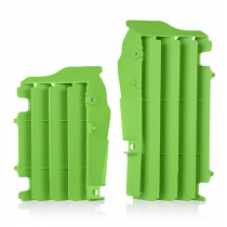 Acerbis Kühler Schutz Kawasaki grün