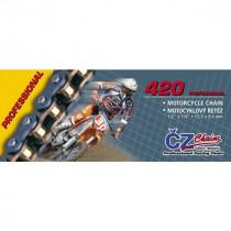 CZ Kette 420 Gold Professional T420/G130