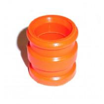 H-ONE Auspuff Muffe 23X21 KTM / Husqvarna orange
