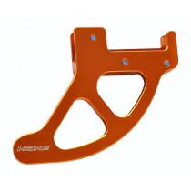 H-ONE Bremsscheiben Schutz hinten KTM / Husqvarna orange