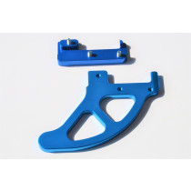 H-ONE Bremsscheiben Schutz KTM / Husqvarna blau