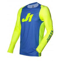 Just1 Jersey J-Flex Aria blau-gelb-fluo